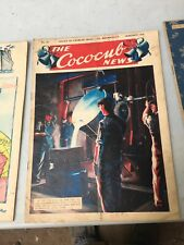 Rare Cadbury's Cococub News Magazine No 20 January 1938