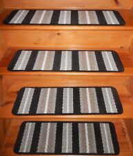 13  Step  9'' x 30'' + Landing 23'' x 34'' In/Outdoor Stair Treads Non-Slip .