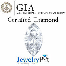 Marquise GIA 1.50 - 1.74 Loose Natural Diamonds