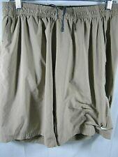 Nike Mens Swim Shorts Size XL Brown  (A54)