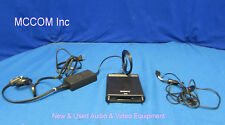 Sony SBAC-US10 SxS Memory Card USB Reader w/USB Cable & Power Supply