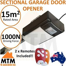 Sectional Garage Panel Door Opener 1000N Motor