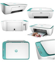 HP Deskjet 2623 All-In-One Print-Copy-Scan Wifi Printer &Black/Color Cartridges