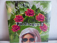 CD SINGLE FAVELA CHIC Os originais do Samba PROMO