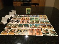 1949 Concentration Playing Card Game National Wildlife Federation Edition Vtg
