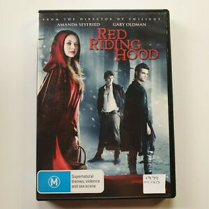 Red Riding Hood | DVD Movie | Amanda Seyfried, Gary Oldman, Leonardo DiCaprio