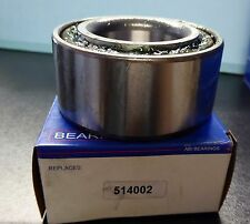 BRAND NEW ABI FRONT WHEEL BEARING 514002 FITS VEHICLES LISTED ON CHART