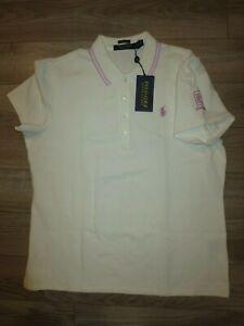 Phoenix Open Waste Management PGA TPC Scottsdale Polo Golf Shirt Women XL NEW