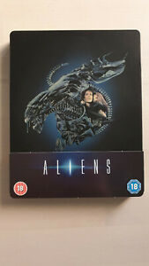 RARE Aliens le retour edition ZAVVI Steelbook