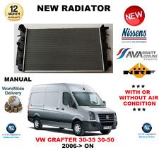 per VW CRAFTER 30-35 Autobus 30-50 FURGONE 2006> + Radiatore NUOVO Qualità OE
