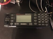 Uniden Bearcat BC785D Digital scanner with BCI25D APCO P25 digital card