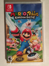 Mario + Rabbids Kingdom Battle (Nintendo Switch, 2017) Brand New Sealed