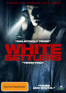 White Settlers * NEW DVD * (Region 4 Australia)