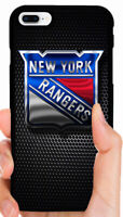 NEW YORK RANGERS FLAG PHONE CASE FOR iPHONE XS MAX XR X 8 7 PLUS 6S 6 PLUS 5S 5C