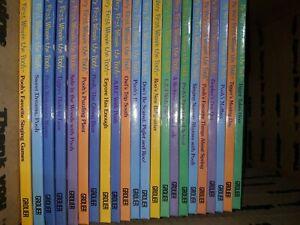 Disney's childrens pooh books. 22 My very first Winnie the pooh book series? kid