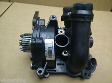08-15 AUDI A3 VW GOLF JETTA BEETLE 2.0T ENGINE WATER PUMP THERMOSTAT HOUSING OEM