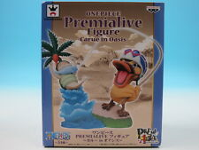 [FROM JAPAN]One Piece PREMIALIVE Figure Carue in Oasis Banpresto