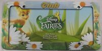 TINK LICENSE PLATE FRAME TINKER BELL FAIRIES AUTO TRUCK CAR NEW L401