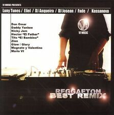 Various Artists : Reggaeton Best Remix CD