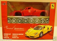 New Enzo Ferrari from Maisto Assembly Line 1/24 scale