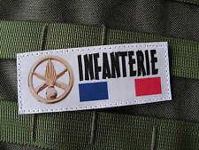 Snake Patch SCRATCH INFANTERIE - France RI VAB VBL FAMAS ISTC