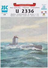JSC 724-U-Boot u-2336 1:72