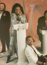 Gladys Knight & Pips 1987 Promo Poster Ad All Our Love