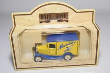 ? DAYS GONE LLEDO 13005 1934 MODEL A FORD VAN MICHELIN MINT BOXED
