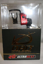QAD Ultra Rest PSE Red Drop Away Arrow Rest Right Hand Free Knife DVD
