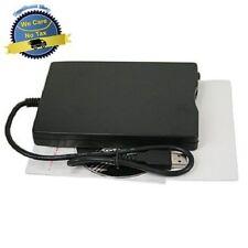 USB Floppy Disc Drive External Portable Diskette Laptop PC Mac Windows XP 7 8 10