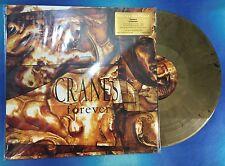 Cranes - Forever, lim gold/black 180g LP, neu