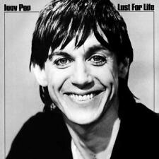 Iggy Pop - Lust For Life LP REISSUE NEW / LIMITED EDITION RED VINYL David Bowie
