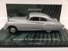1:43 MINICHAMPS BENTLEY R-TYPE CONTINENTAL 1955