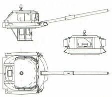 Airmodel Products 1/35 KAMPFPANZER LEOPARD TRAINING TANK Vacuform Conversion Kit