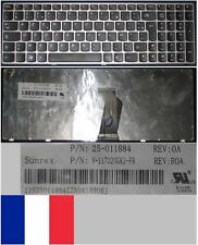 Tastiera Azerty Francese LENOVO V570 V-117020GK1-FR 25-011884 11S25011884 Nero/S