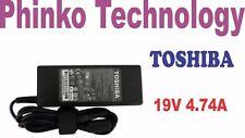 NEW Original Adapter Charger for TOSHIBA PA3715U-1ACA PA3468E-1AC3