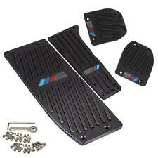 Neu MT Fußstütze Pedale Set  Für BMW X1 E46  E87 E90 E91 E92 E93 M3 Aluminium