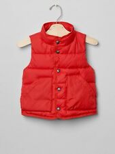 GAP Baby / Toddler Boy 18-24 Months Warmest Fleece-Lined Puffer Vest