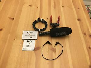 Rode VideoMic NTG Camera Mount Shotgun Microphone - Black