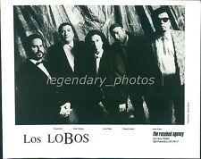 Los Lobos Original Music Press Photo