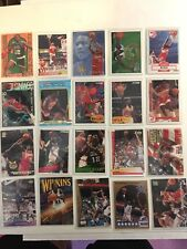 Dominique Wilkins 20 Card Lot Basketball Cards NM/M Condition Houston Rockets L3