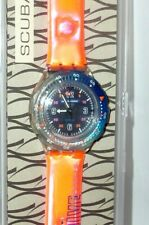 Swatch Uhr 1998 Scuba 200 Swatchuhr Uhren SDK 134 Deep and Dive watches new box