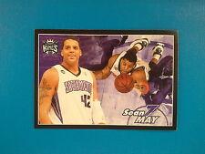 2009-10 Panini NBA Basketball n.312 Sean May Sacramento Kings