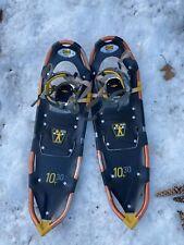 "Atlas 1030 Snowshoes 30""  heel lift bar very good condition"