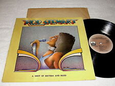"Rod Stewart ""A Shot of Rhythm & Blues"" 1976 Rock LP,Nice EX!, Orig Private Stock"