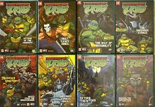 TMNT Teenage Mutant Ninja Turtles Complete 1st Season DVD Set V 1 2 3 4 5 6 7 8
