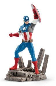 Schleich Marvel Comics - Captain America (21503)