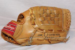 "VTG 1990's Ken Griffey Jr. Rawlings Baseball Glove RBG90 Youth 11"" RH Throw"