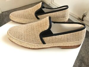 Dolce & Gabbana Men Slip On Mules Loafers Shoes Size 9 UK