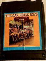 Oak Ridge Boys 8 Track Tape Y'all Come Back Saloon Tested 1977